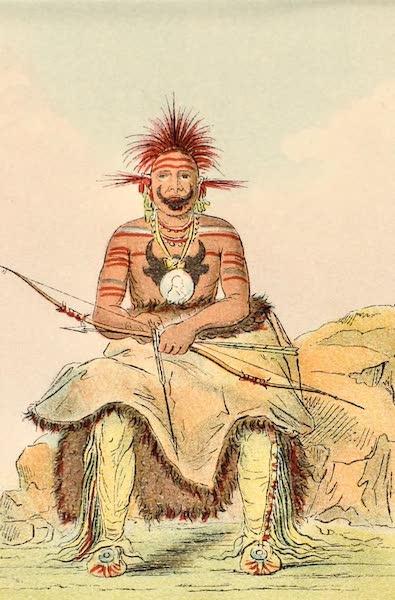 North American Indians Vol. 2 - Fig. 140 (1926)