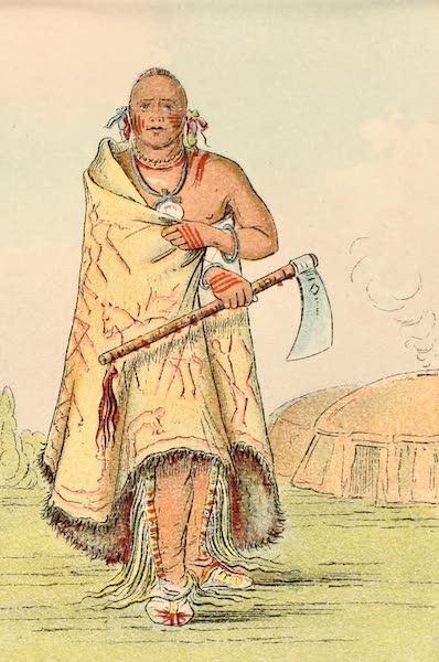 North American Indians Vol. 2 - Fig. 141 (1926)