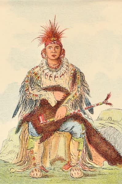 North American Indians Vol. 2 - Fig. 143 (1926)