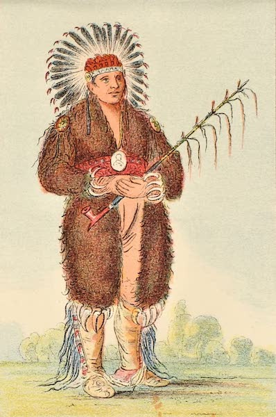 North American Indians Vol. 2 - Fig. 144 (1926)