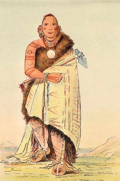 North American Indians Vol. 2 - Fig. 145 (1926)