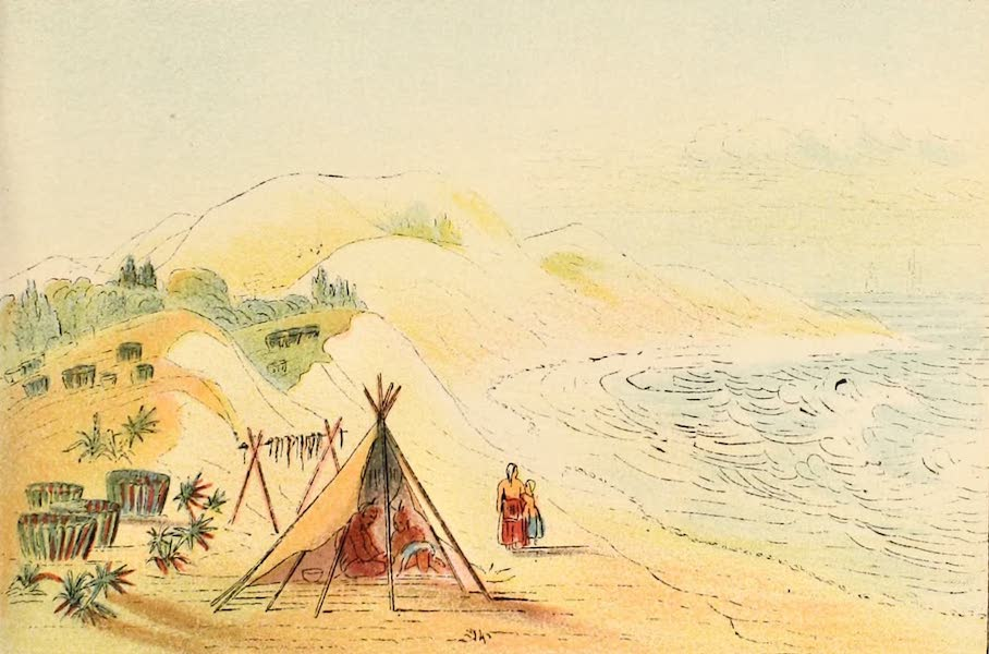 North American Indians Vol. 2 - Fig. 148 (1926)