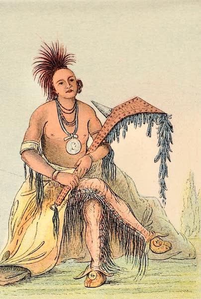 North American Indians Vol. 2 - Fig. 150 (1926)