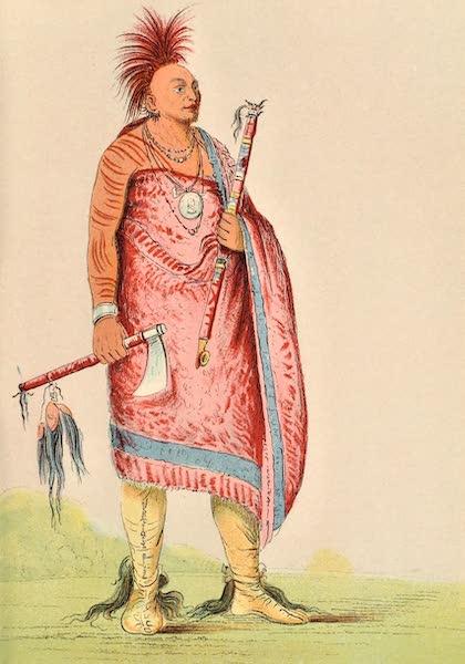 North American Indians Vol. 2 - Fig. 152 (1926)