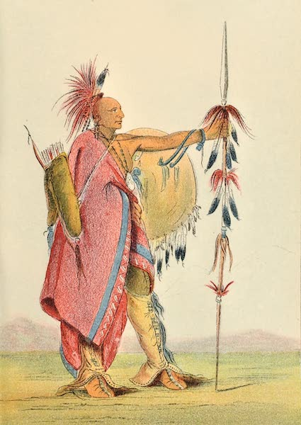 North American Indians Vol. 2 - Fig. 153 (1926)