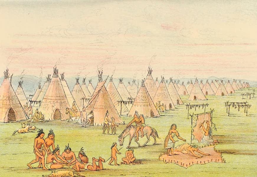 North American Indians Vol. 2 - Fig. 164 (1926)