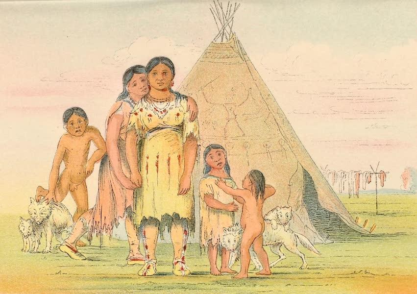 North American Indians Vol. 2 - Fig. 165 (1926)