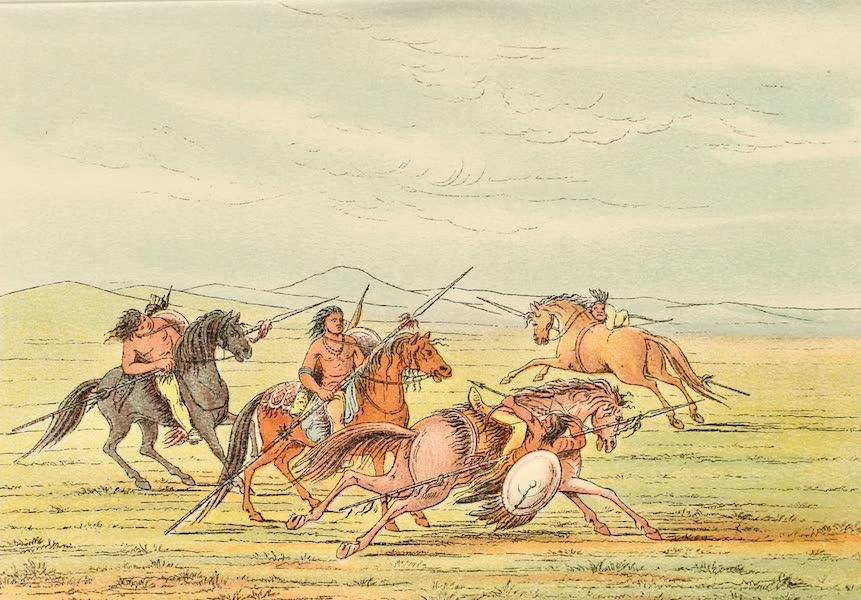North American Indians Vol. 2 - Fig. 167 (1926)