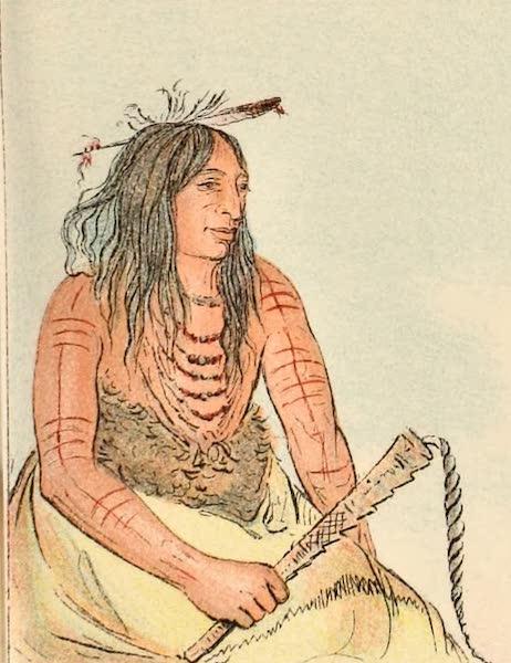 North American Indians Vol. 2 - Fig. 170 (1926)