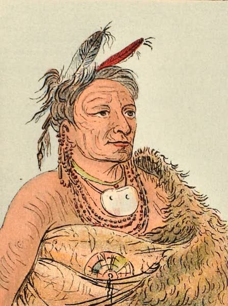 North American Indians Vol. 2 - Fig. 174 (1926)