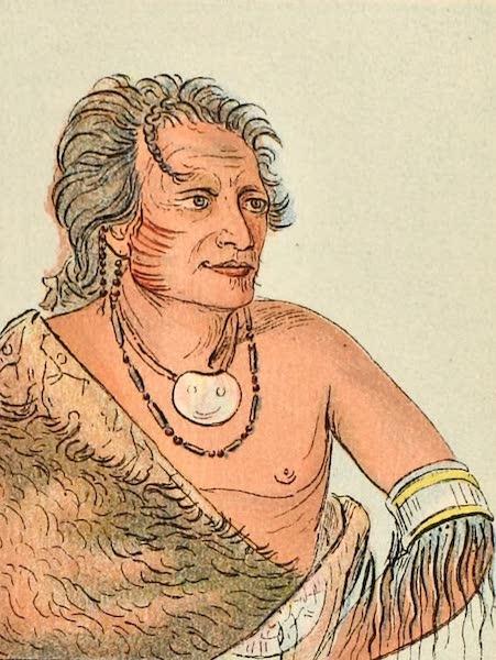 North American Indians Vol. 2 - Fig. 175 (1926)