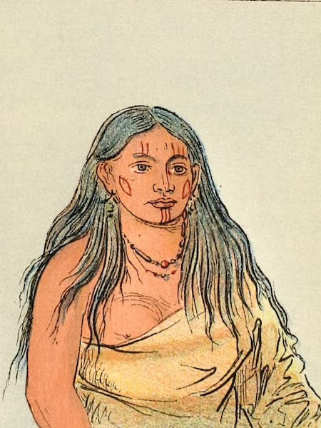 North American Indians Vol. 2 - Fig. 177 (1926)