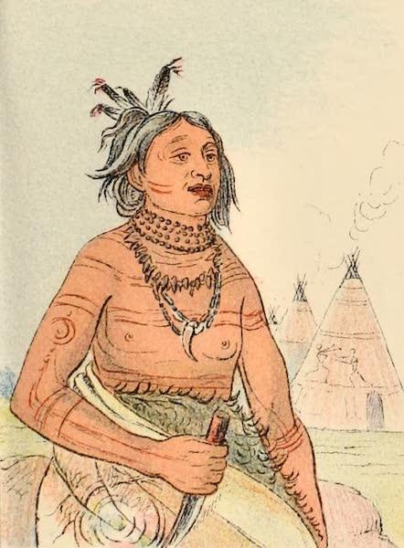 North American Indians Vol. 2 - Fig. 180 (1926)