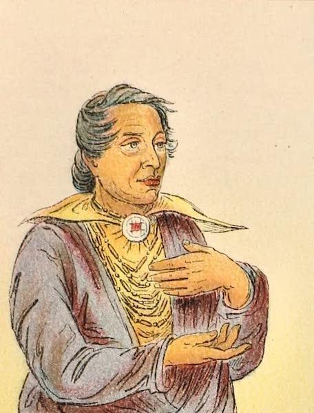 North American Indians Vol. 2 - Fig. 185 (1926)