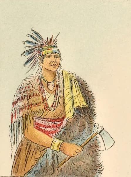 North American Indians Vol. 2 - Fig. 187 (1926)