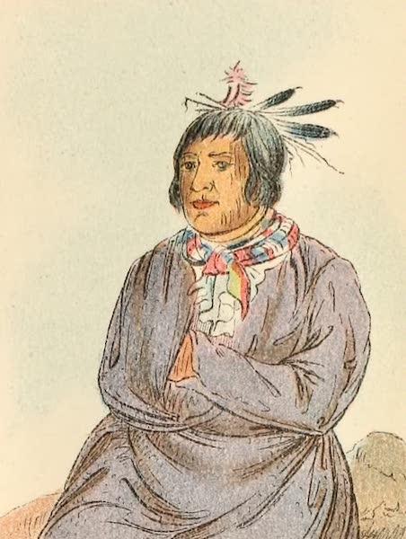 North American Indians Vol. 2 - Fig. 190 (1926)