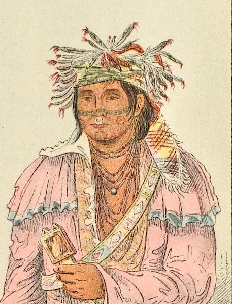 North American Indians Vol. 2 - Fig. 194 (1926)