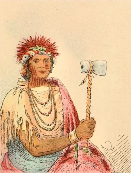 North American Indians Vol. 2 - Fig. 195 (1926)