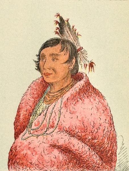 North American Indians Vol. 2 - Fig. 196 (1926)