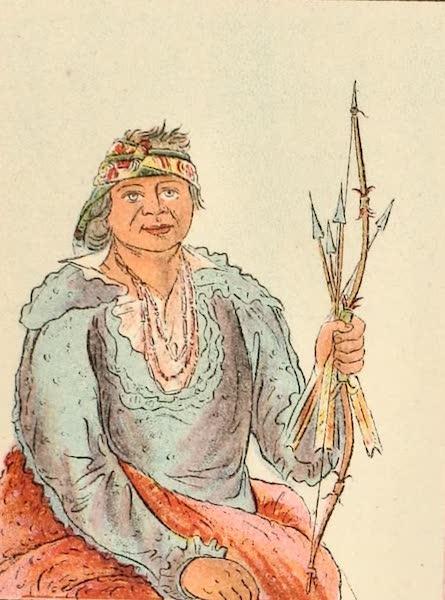 North American Indians Vol. 2 - Fig. 197 (1926)