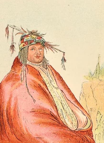 North American Indians Vol. 2 - Fig. 198 (1926)