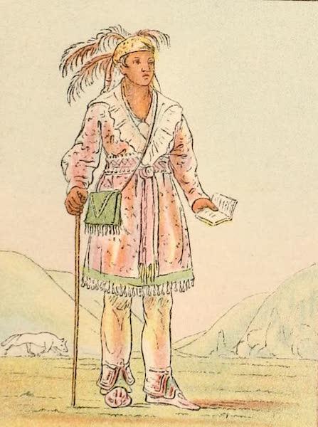 North American Indians Vol. 2 - Fig. 199 (1926)