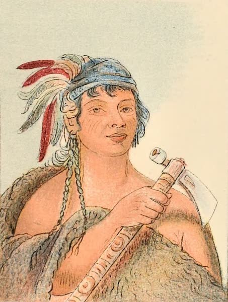 North American Indians Vol. 2 - Fig. 203 (1926)