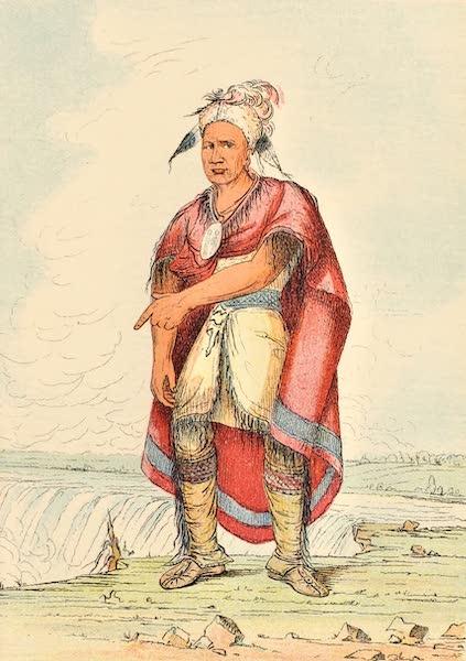 North American Indians Vol. 2 - Fig. 205 (1926)