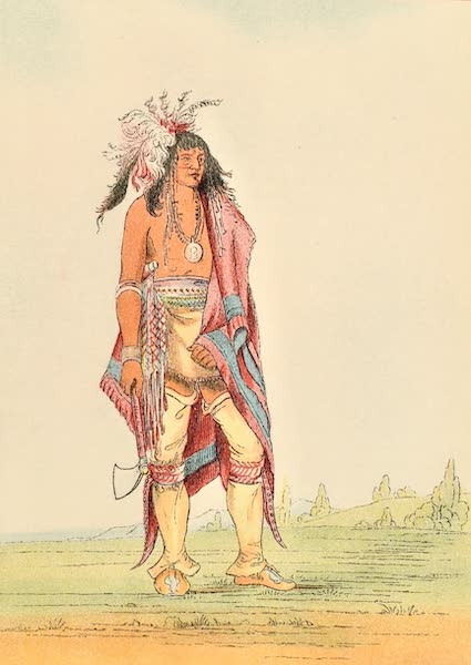 North American Indians Vol. 2 - Fig. 206 (1926)
