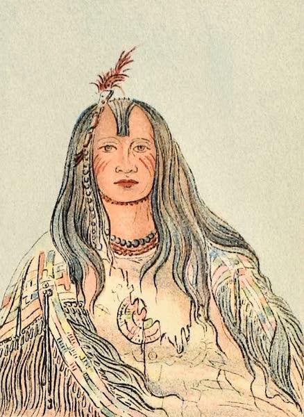 North American Indians Vol. 2 - Fig. 208 (1926)