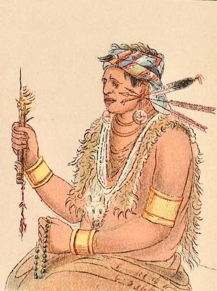 North American Indians Vol. 2 - Fig. 214 (1926)