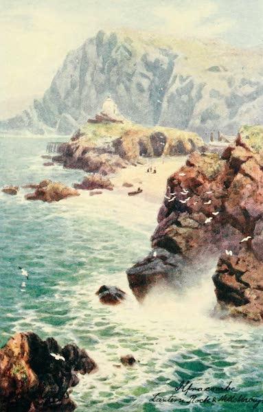 North Devon Painted and Described - Lantern Rock and Hillsborough (1906)