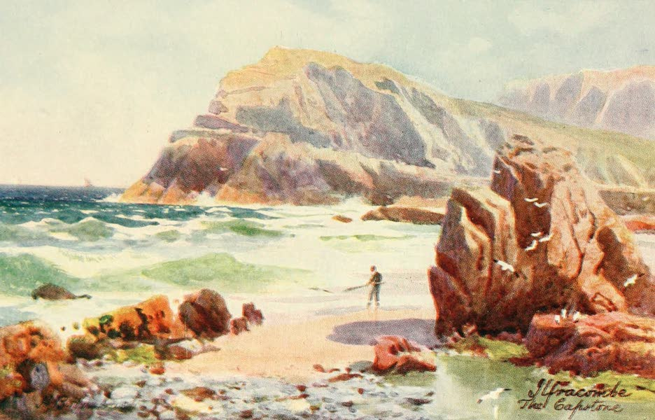 North Devon Painted and Described - The Capstone, Ilfracombe (1906)