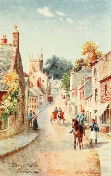 North Devon Painted and Described - Pilton (1906)