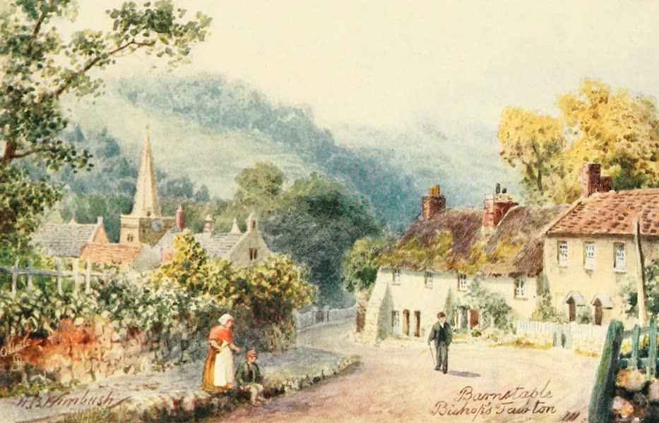 North Devon Painted and Described - Bishops Tawton (1906)