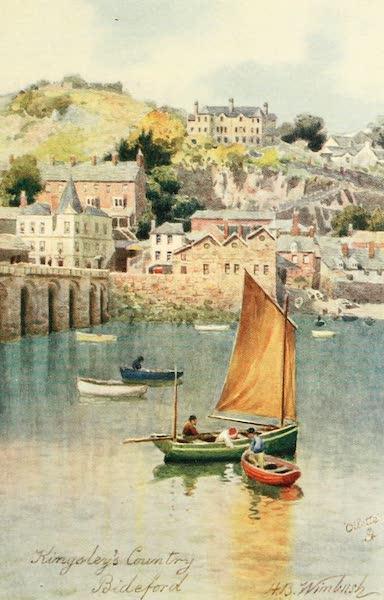 North Devon Painted and Described - Bideford (1906)