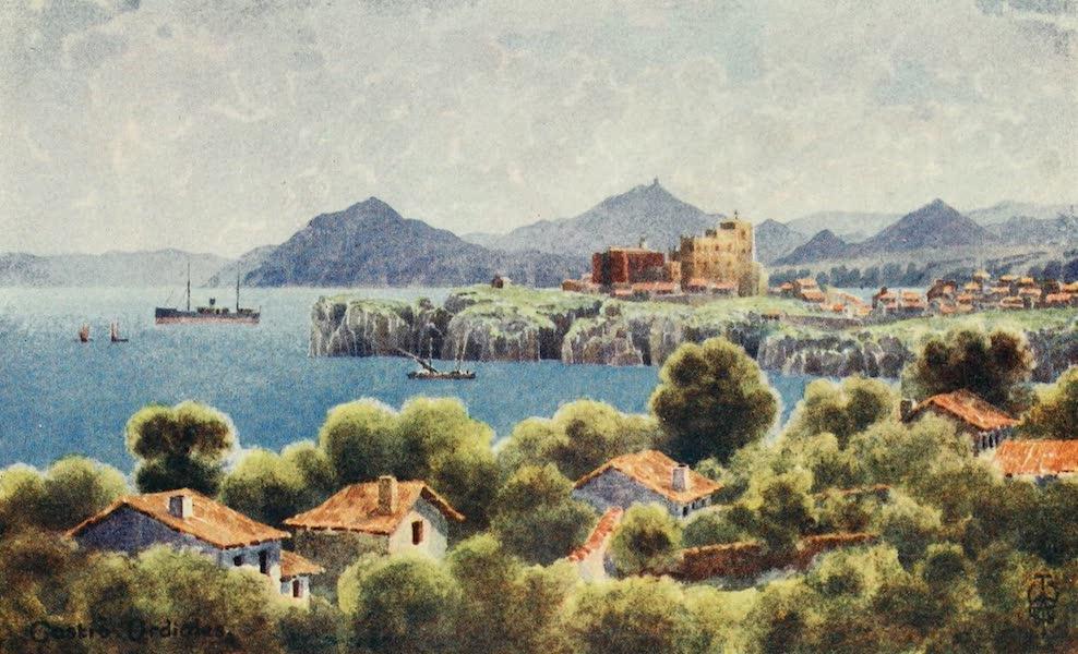 Northern Spain, Painted and Described - Castro Urdiales. The Bilbao Coastline (1906)