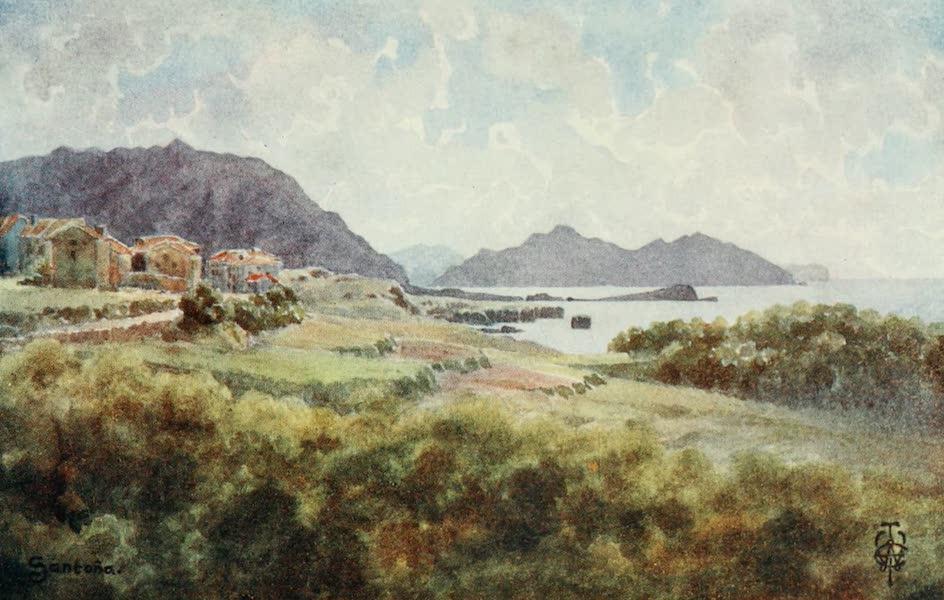 Northern Spain, Painted and Described - Santona (1906)