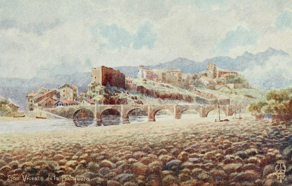 Northern Spain, Painted and Described - San Vicente de la Barquera (1906)