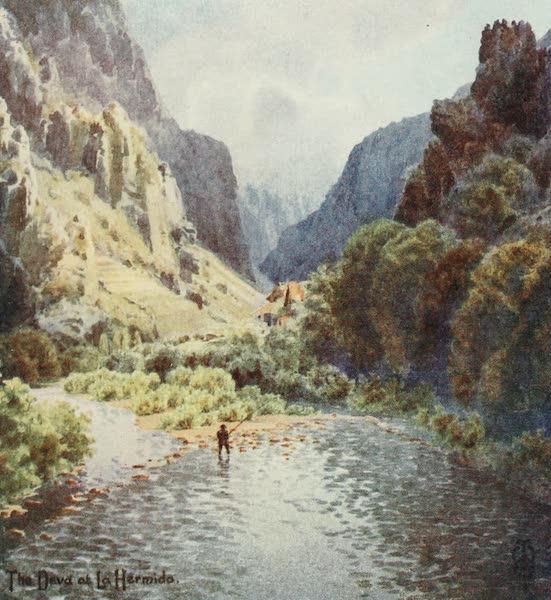 Northern Spain, Painted and Described - The Deva Gorge. La Hermida (1906)