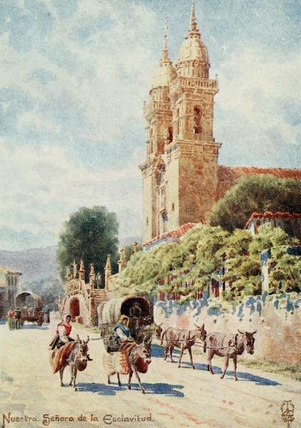 Northern Spain, Painted and Described - Nuestra Senora de la Esclavitud (1906)