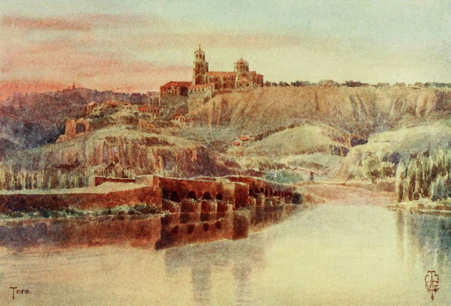 Northern Spain, Painted and Described - Toro. From the banks of the Duero (1906)