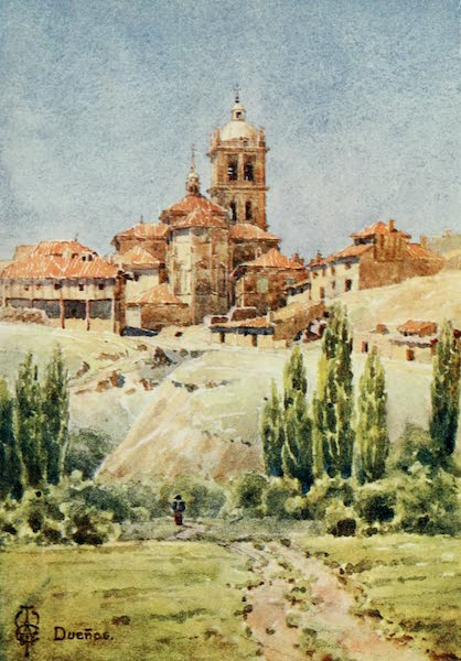 Northern Spain, Painted and Described - Duenas (1906)
