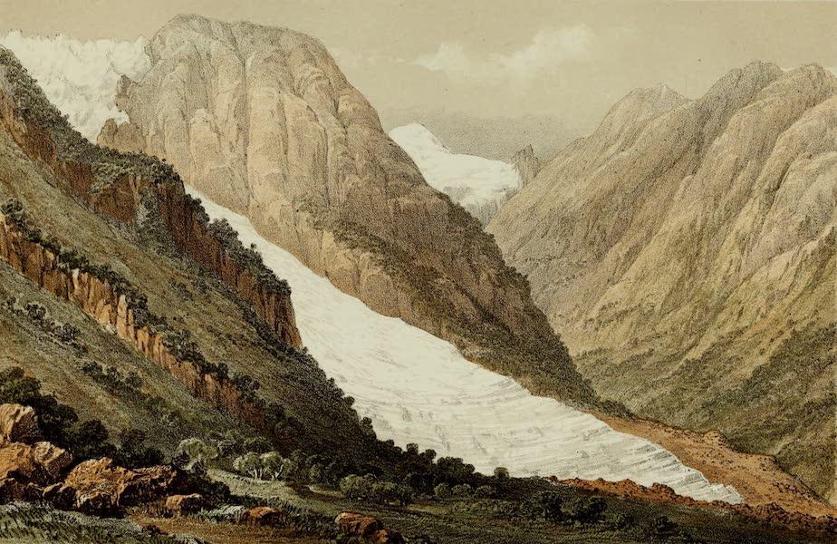 Norway and its Glaciers - Suphelle Glacier, Fjaerland (1853)