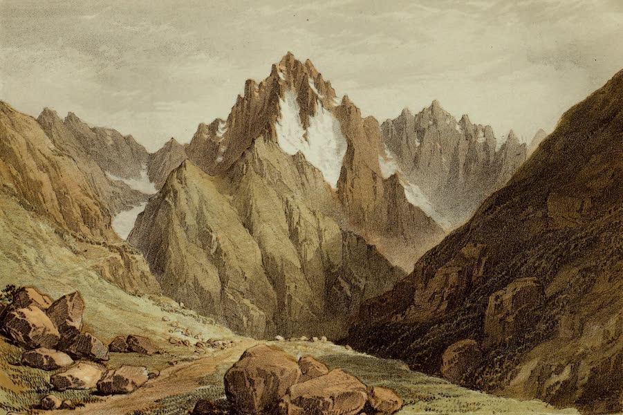 Norway and its Glaciers - Valley of la Berarde Dauphine (1853)