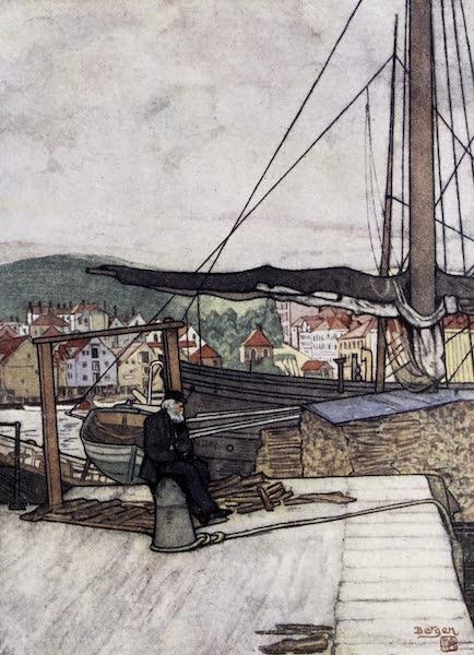Norway, Painted and Described - Bergen [I] (1905)