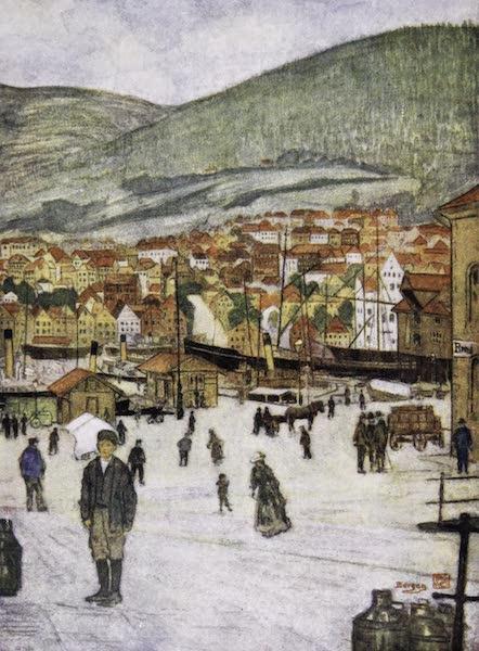 Norway, Painted and Described - Bergen [II] (1905)