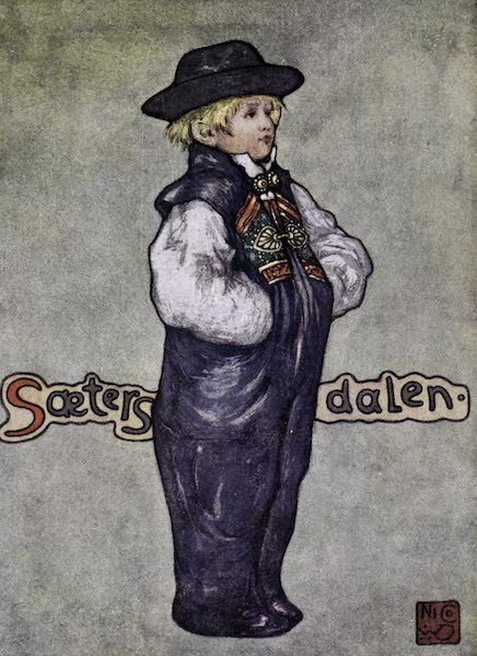 A Boy of Saetersdalen