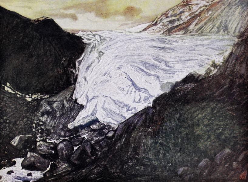Norway, Painted and Described - Buerbrse, Odde Hardanger (1905)