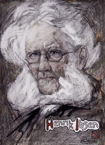Norway, Painted and Described - Henrik Ibsen (1905)